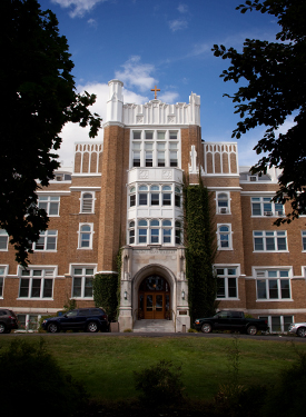 Misericordia University Mercy Hall