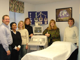 Diagnostic Medical Sonography Faculty