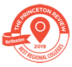 The Princeton Review Northeastern 2019 Best Regional Colleges